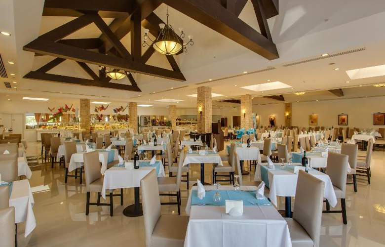 Novia Lucida Beach Hotel - Restaurant - 24