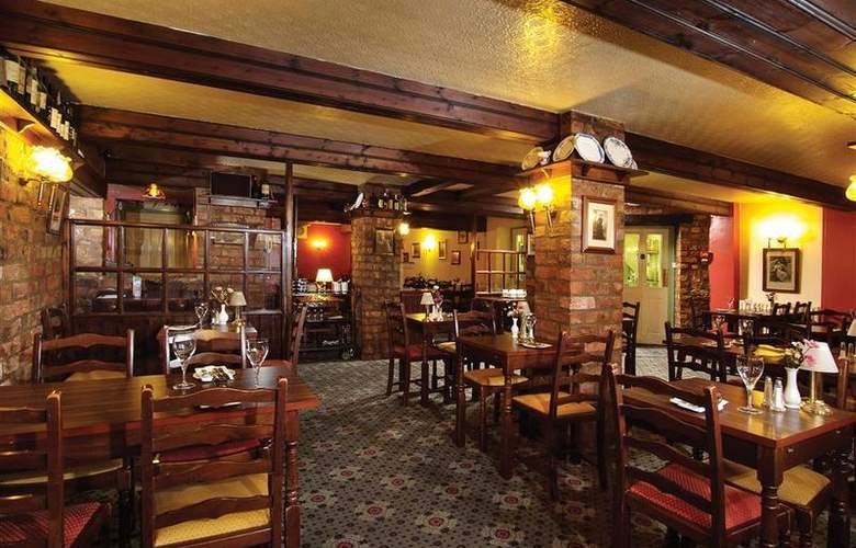 Best Western Kilima - Restaurant - 156
