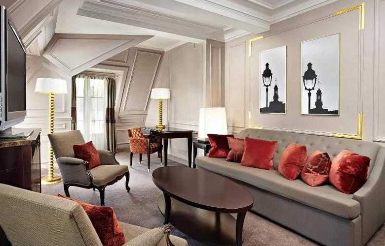 The Westin Paris - Room - 16