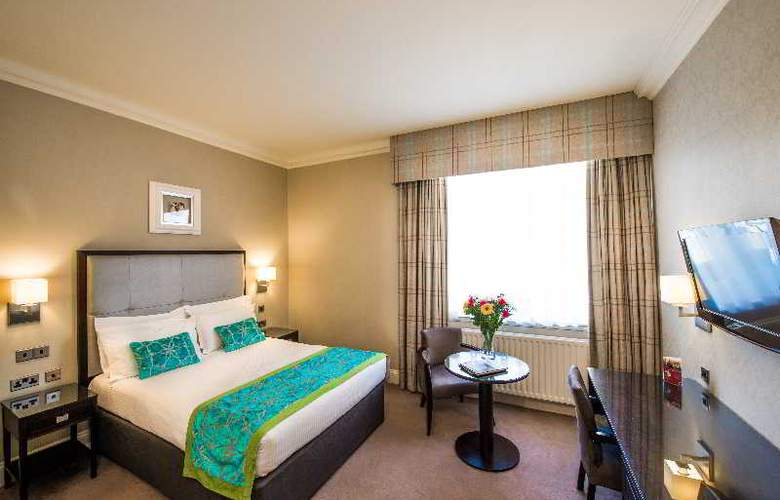 Edinburgh City - Room - 8