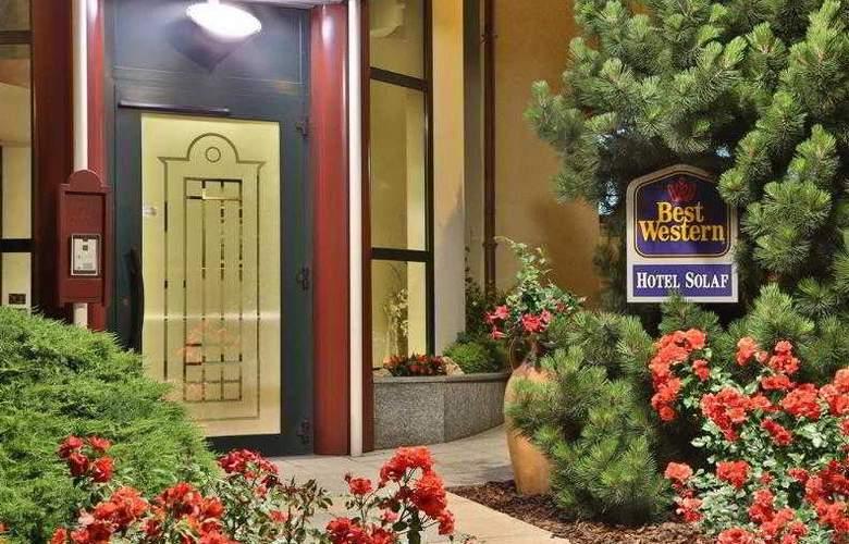 BEST WESTERN Hotel Solaf - Hotel - 35