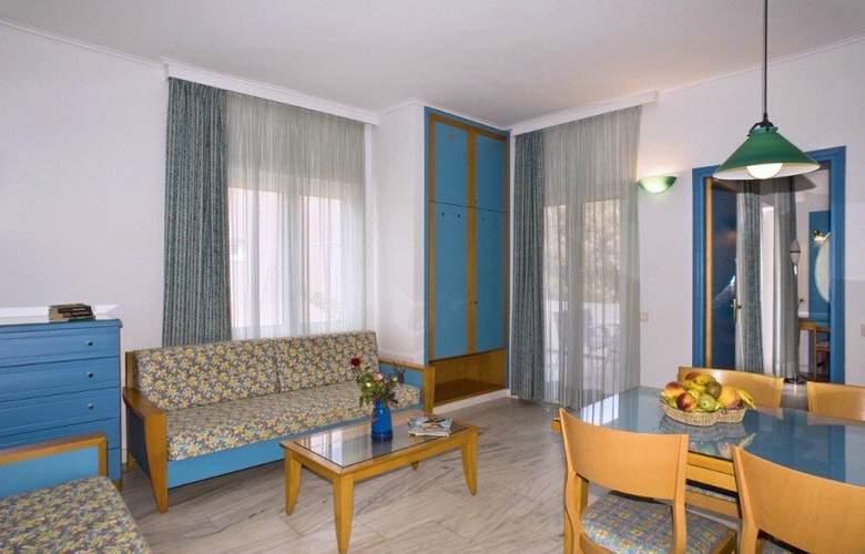 Ilianthos Village Suites - Room - 12