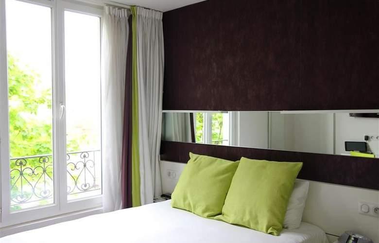 Best Western Hotel Le Montparnasse - Room - 87