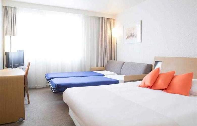 Novotel Bordeaux Le Lac - Hotel - 11