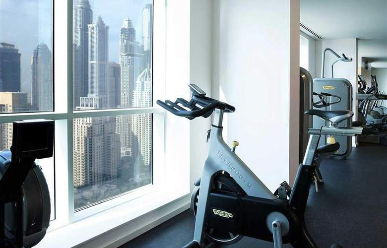 Pullman Dubai Jumeirah Lakes Towers - Sport - 16