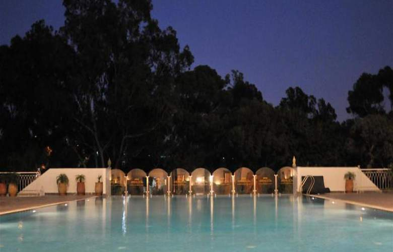 Golden Tulip Andalucia Golf Tangier - Pool - 33