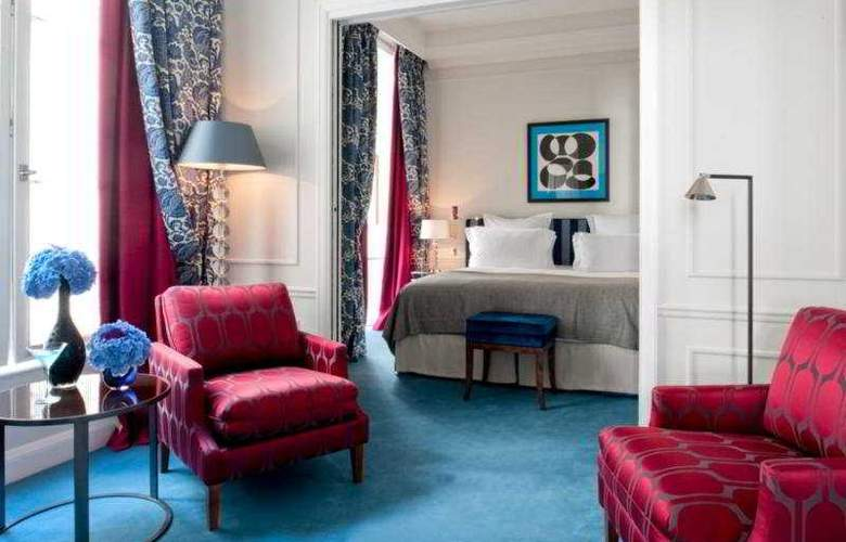 Le Burgundy Paris - Room - 7