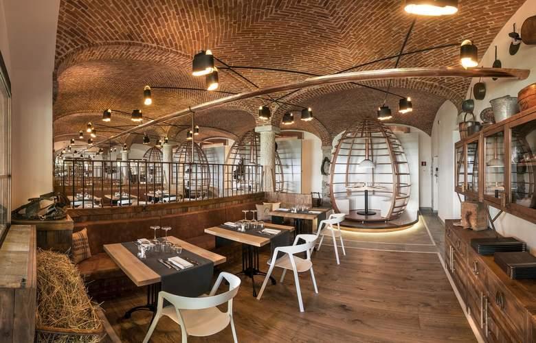 Grand Hotel Dino - Restaurant - 6