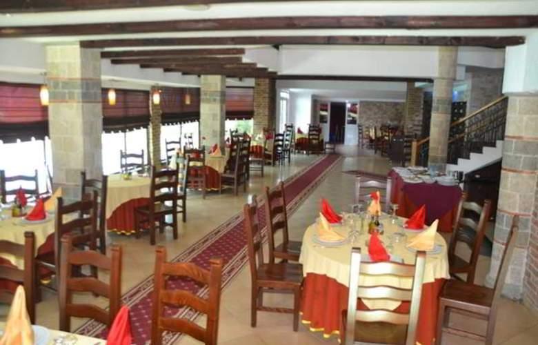 Vila Aeroport Rinas - Restaurant - 17