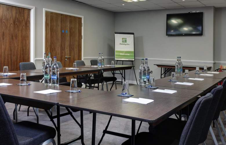 Holiday Inn London-Luton Airport - Conference - 14
