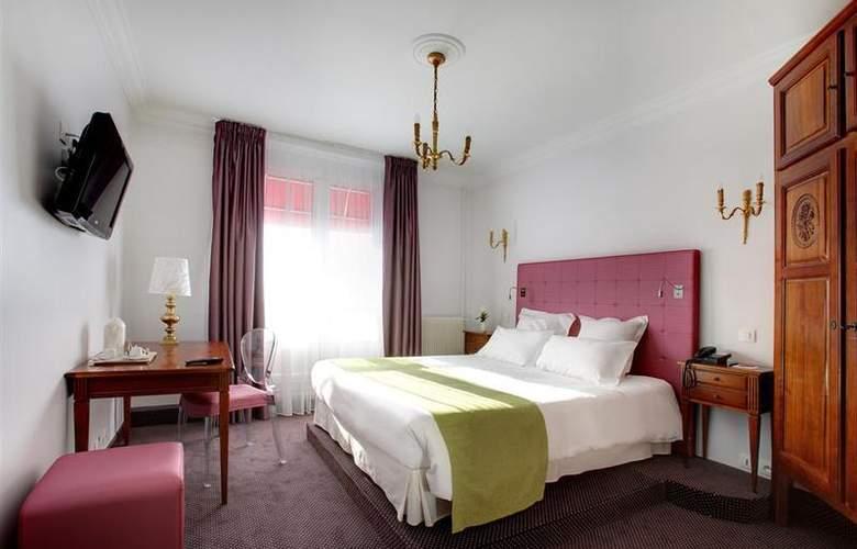 Best Western Villa Henri Iv - Room - 12