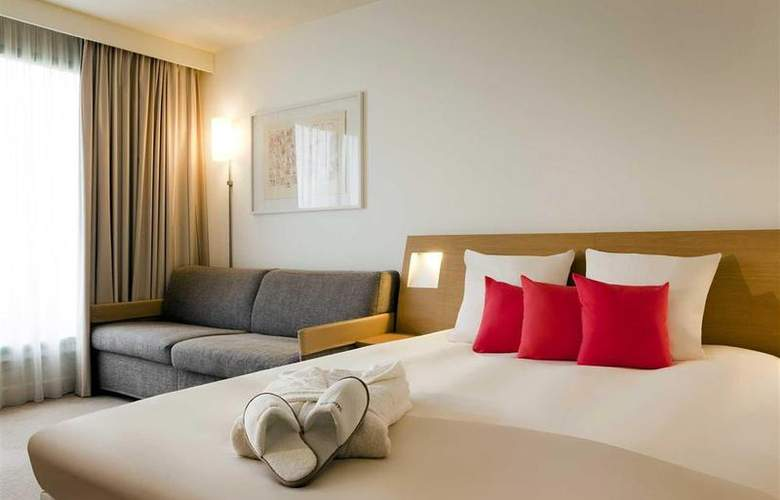 Novotel Saint Quentin Golf National - Room - 80