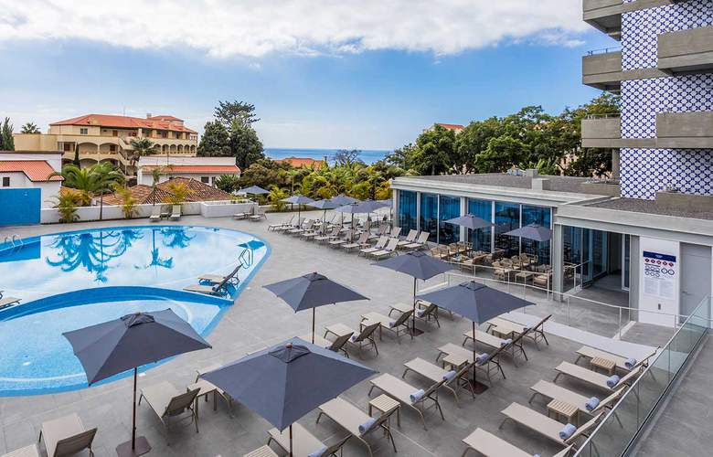 Allegro Madeira – Adults Only - Pool - 9