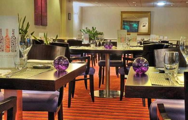 Mercure Antibes Sophia Antipolis - Hotel - 9