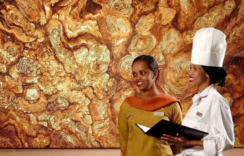 Djibouti Palace Kempinski - Restaurant - 23