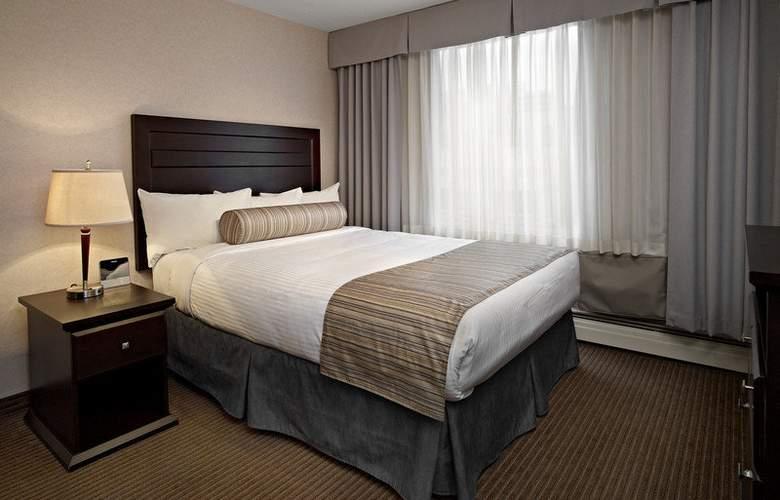 Campus Tower Suite Hotel - Room - 1