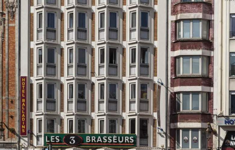 Balladins Lille - Hotel - 0