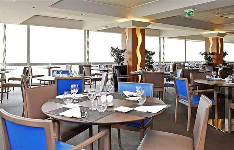 Novotel Thalassa Le Touquet - Restaurant - 42
