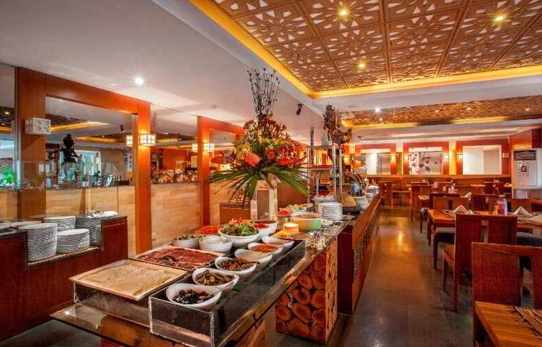 Horison Hotel Seminyak Bali - Restaurant - 20