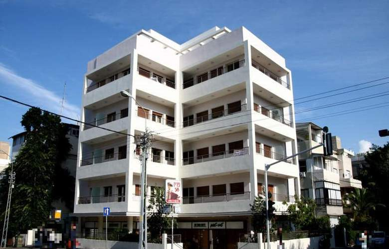 Yarden Sea Side Apartments - Hotel - 0
