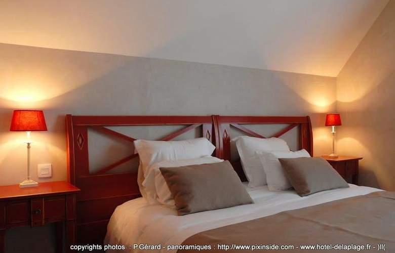 Best Western Hotel de la Plage - Room - 33
