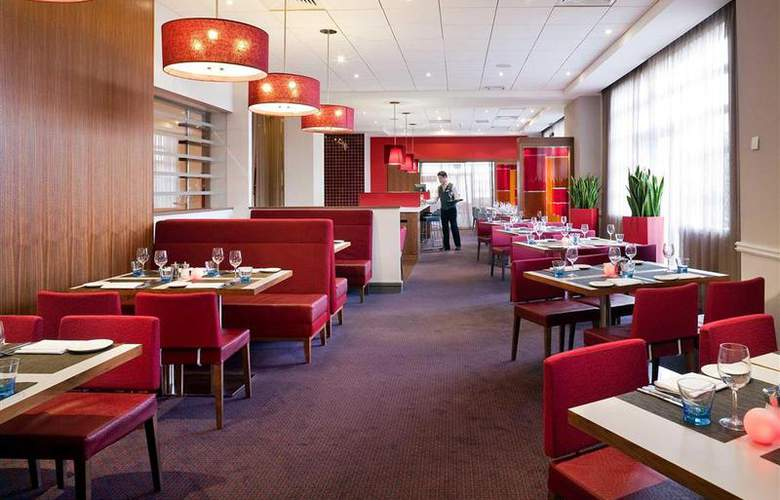 Novotel Southampton - Restaurant - 52