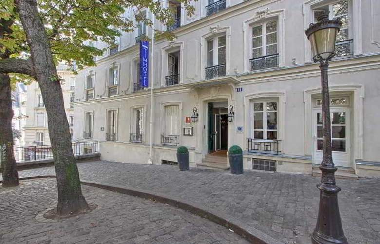 Timhotel Montmartre - Hotel - 9