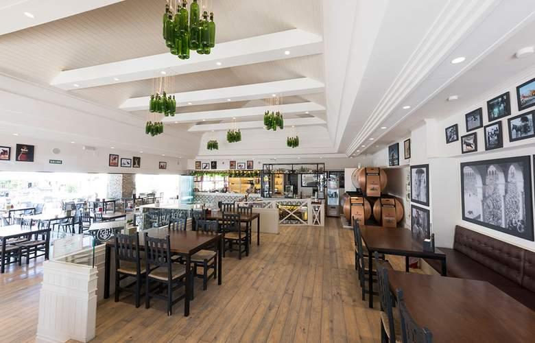 Toboso Chaparil - Restaurant - 6