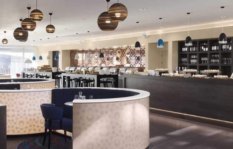 Radisson Blu Hotel Manchester Airport - Restaurant - 25