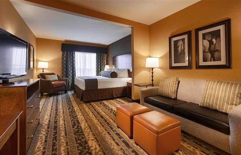 Best Western Tupelo Inn & Suites - Room - 62