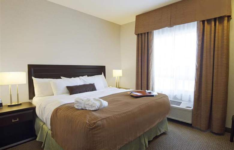 Best Western Plus The Inn At St. Albert - Room - 116