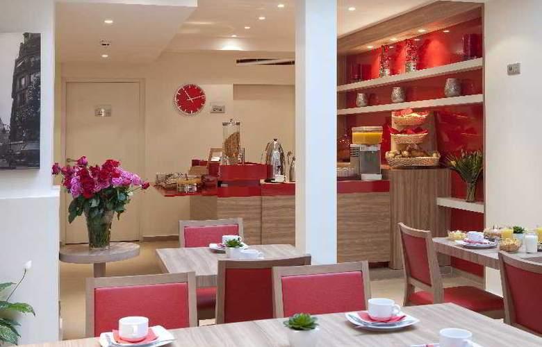 Le Grand Hotel de Normandie - Restaurant - 9