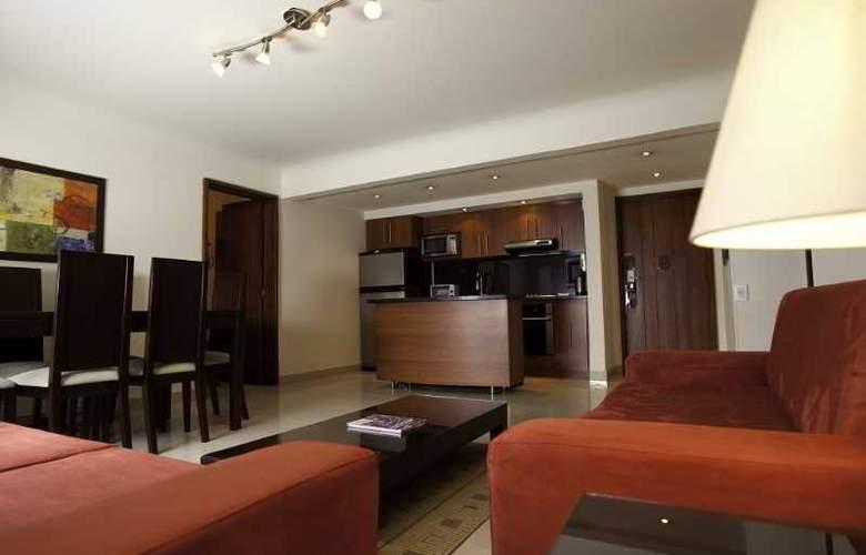 Travelers Apartamentos y Suites CondominioPlenitud - Room - 14