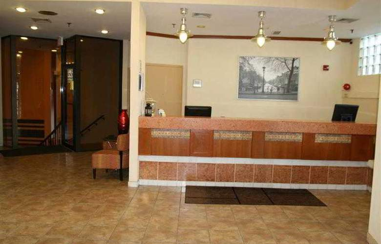 Best Western Bordentown Inn - Hotel - 18