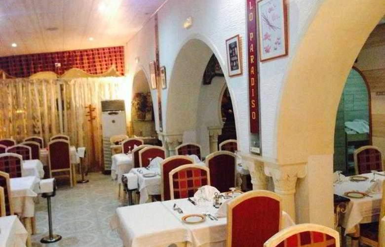 Hotel Residence Mahmoud - Restaurant - 5