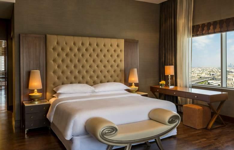 Sheraton Dubai Mall of the Emirates - Room - 11