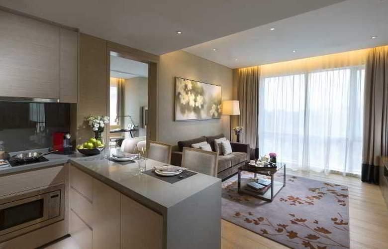 Fraser Suites Guangzhou - Room - 5