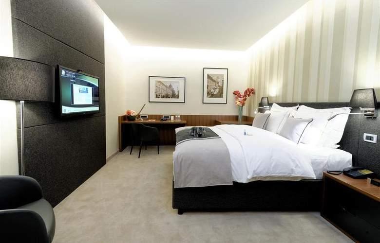 Best Western Premier Slon - Room - 8
