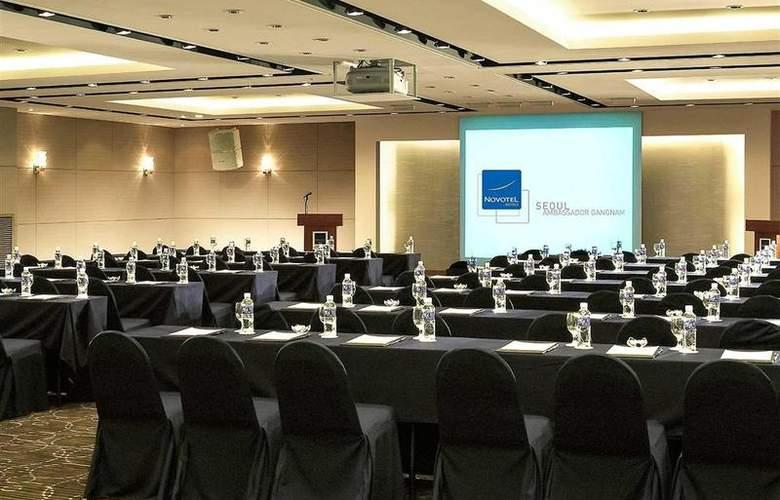 Novotel Ambassador Seoul Gangnam - Conference - 55