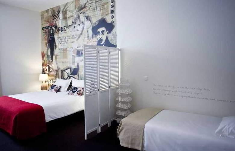 The Art Inn Lisbon - Room - 12