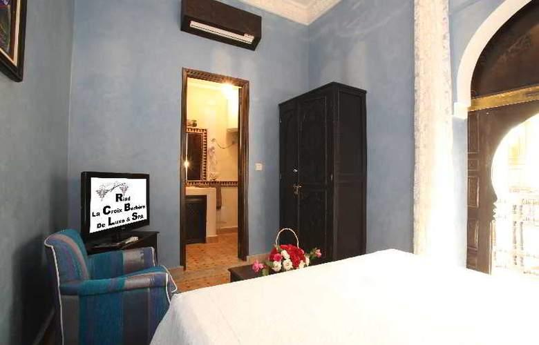 Riad La Croix Berbere De Luxe - Room - 16