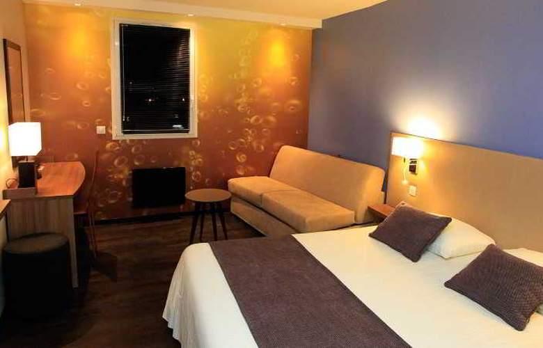 Qualys Hotel Reims Tinqueux - Room - 5