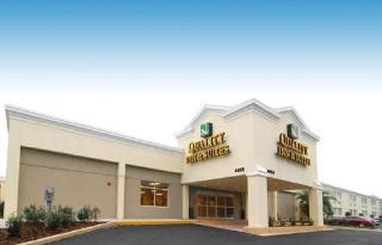 Quality Inn & Suites Near Fairgrounds Ybor City - Hotel - 0