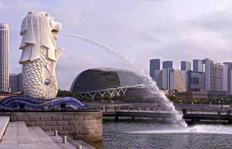 St. Regis Hotel Singapore - Hotel - 21