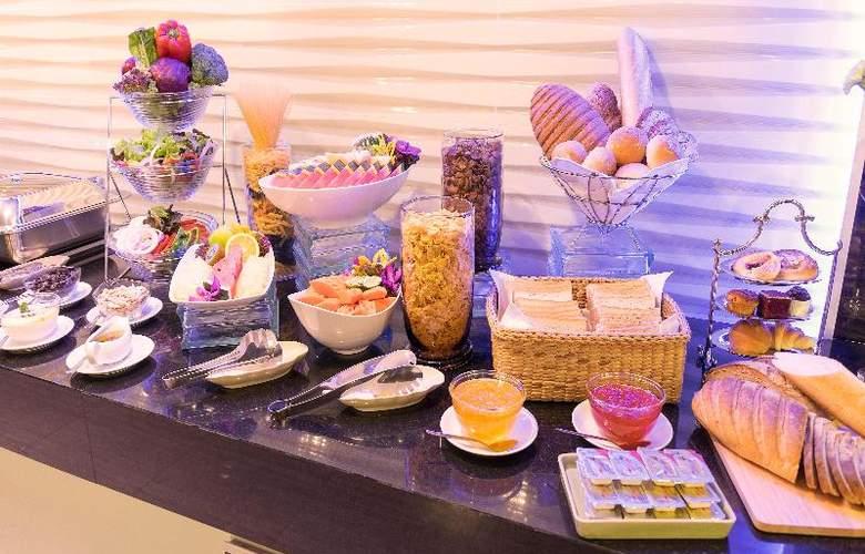 Aspen Suites Sukhumvit 2 by Compass Hospitality - Restaurant - 18