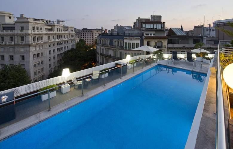 NH Collection Barcelona Pódium - Pool - 3