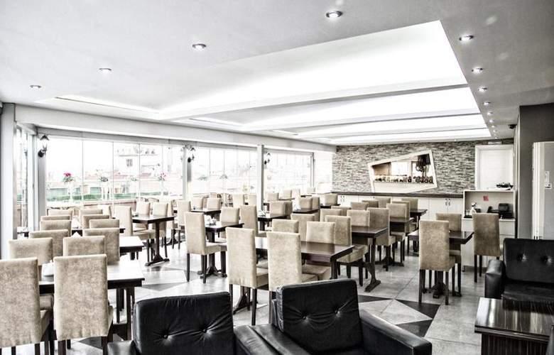 Elite Marmara Hotel - Restaurant - 25