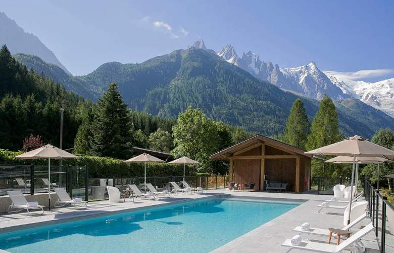 Best Western Plus Excelsior Chamonix Hotel & Spa - Pool - 48
