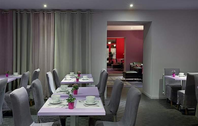 Best Western Hotel de la Breche - Restaurant - 58