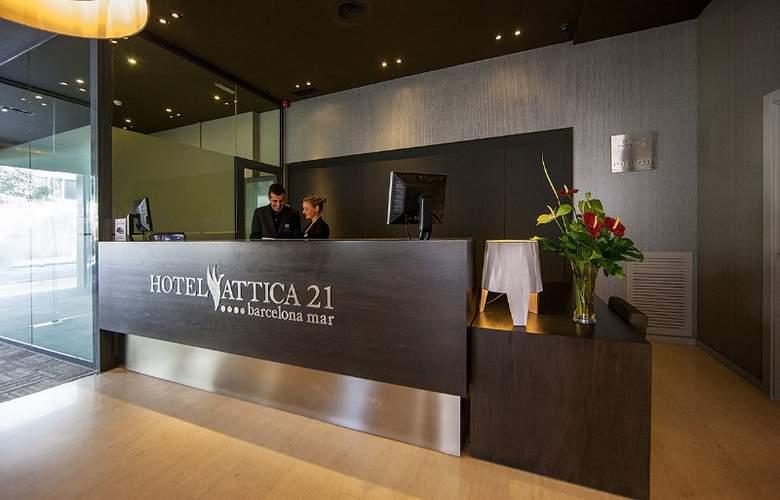 Attica21 Barcelona Mar - General - 1